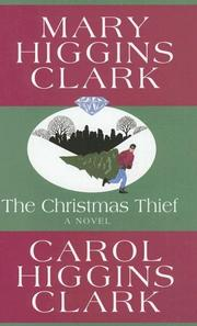 Cover of: The Christmas thief | Mary Higgins Clark