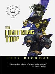 Cover of: The Lightning Thief: Percy Jackson & The Olympians