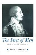 Cover of: The first of men