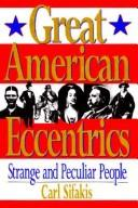 Cover of: American eccentrics