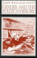 Cover of: Gender and the politics of history