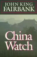 Cover of: China watch