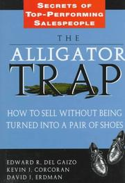 Cover of: The alligator trap