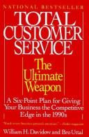 Total customer service by William H. Davidow