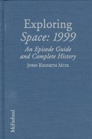 Cover of: Exploring Space: 1999