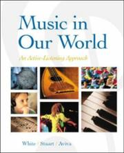 Cover of: Music in Our World | Gary C White