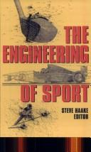Cover of: The engineering of sport