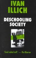 Cover of: Deschooling society