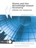 Cover of: Korea and the Knowledge-Based Economy
