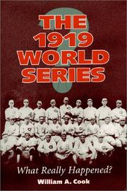 1919 World Series Newspaper Article