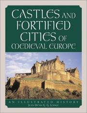 Cover of: Castles and fortifed cities of medieval Europe