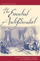 Cover of: The Essential Antifederalist