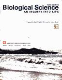 Cover of: Biological Science: an inquiry into life