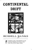 Cover of: Continental drift | Russell Banks