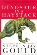 Cover of: Dinosaur in a haystack