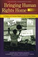 Cover of: Bringing human rights home |