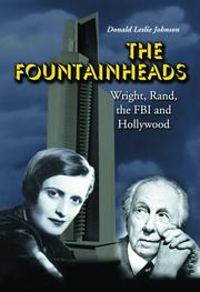 Cover of: The fountainheads | Donald Leslie Johnson