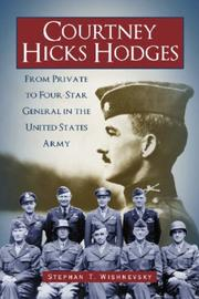 Cover of: Courtney Hicks Hodges | Stephen T. Wishnevsky