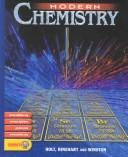 Cover of: Modern chemistry |
