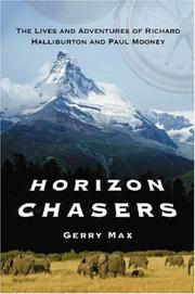 Cover of: Horizon Chasers | Gerry Max