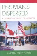 Cover of: Peruvians dispersed