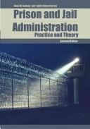Cover of: Prison and Jail Administration | Peter M. Carlson