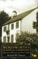 Cover of: Wordsworth's classical undersong