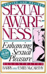 Cover of: Sexual awareness | Barry W. McCarthy