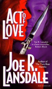 Cover of: Act of Love