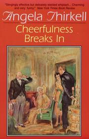 Cover of: Cheerfulness Breaks In: A Barsetshire War Survey