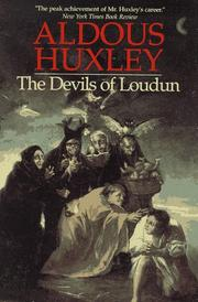 Cover of: The devils of Loudon
