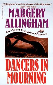 Dancers in Mourning (Albert Campion Mysteries