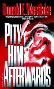 Cover of: Pity Him Afterwards