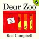 Cover of: Dear zoo
