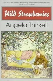 Cover of: Wild strawberries: a novel
