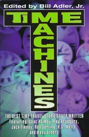 Cover of: Time Machines