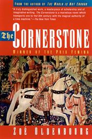 Cover of: The Cornerstone | ZoГ© Oldenbourg