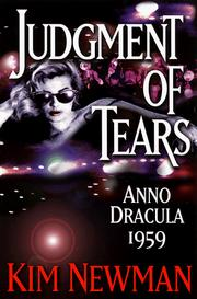 Cover of: Judgment of Tears: