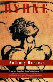 Cover of: Byrne (Burgess, Anthony)