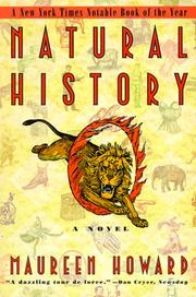 Cover of: Natural History: A Novel