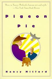 Cover of: Pigeon pie