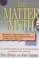 Cover of: The matter myth
