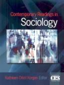 Cover of: Contemporary Readings in Sociology