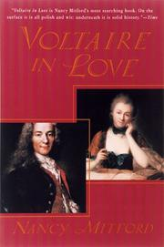 Cover of: Voltaire in love