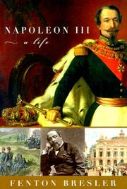 Cover of: Napoleon III