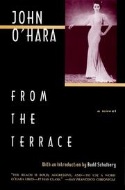 Cover of: From the Terrace