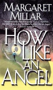 Cover of: How like an angel