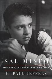 Cover of: Sal Mineo | H. Paul Jeffers