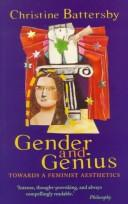 Gender and genius by Christine Battersby