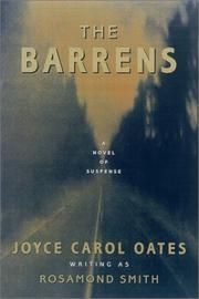 Cover of: Barrens | Rosamond Smith